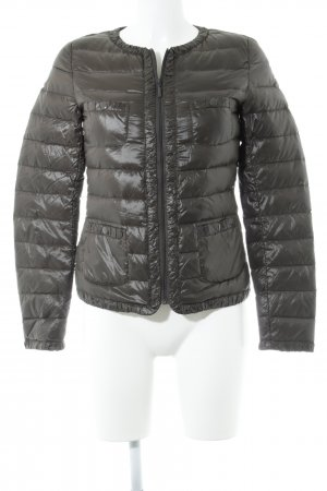 Benetton Softshelljacke graubraun Casual-Look