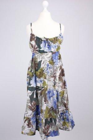 Benetton Sommerkleid mehrfarbig Größe XS