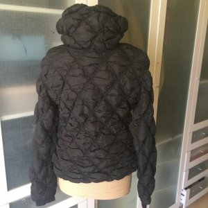 Benetton Quilted Jacket black