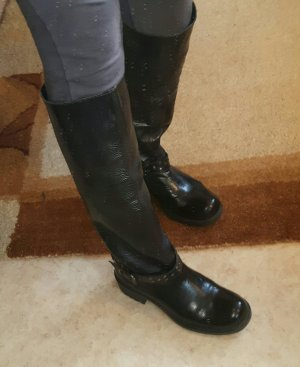 Benetton Hoge laarzen zwart