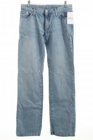 Benetton Straight-Leg Jeans himmelblau Casual-Look