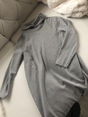 Benetton Abito a maniche lunghe grigio