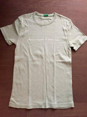 Benetton T-shirt, Gr. S, Mint