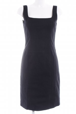 Benetton Pinafore dress black business style