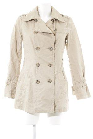 Benetton Trenchcoat beige Brit-Look