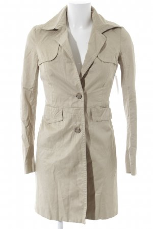 Benetton Trenchcoat beige Casual-Look