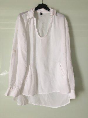 Benetton White summer blouse