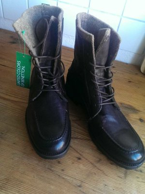 Benetton Winterstiefel