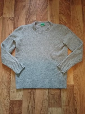 Benetton Woll Pullover Gr. S