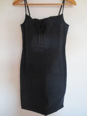Bentton Trägerkleid, schwarz, gr. 34/36