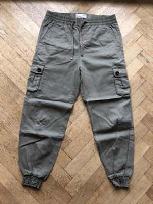 Esprit 3/4 Length Trousers green grey