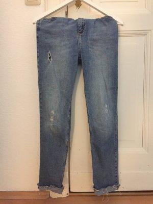 BDG Jeans a gamba dritta multicolore