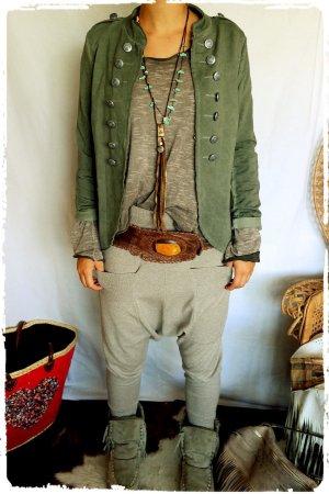 Bequeme Cashmere Pant passt S bisL (XL)