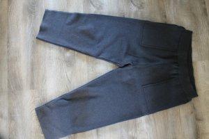 Zara Pantalon en laine gris