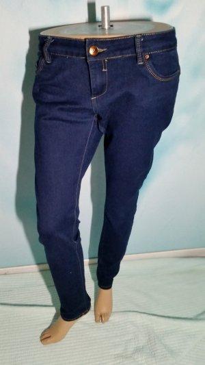 Bequeme Gr XL 44 Skinny Hüft Jeans Jeggings Strech, Röhre  neuwertig