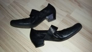Gabor Business Shoes black leather