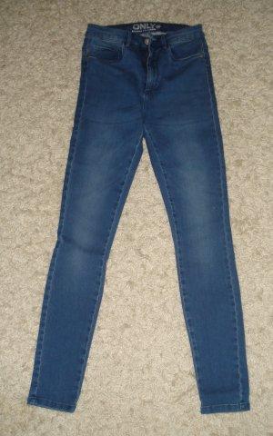Bequeme High Waist Jeans von Only