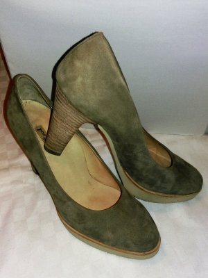 Paul Green Pumps multicolored leather