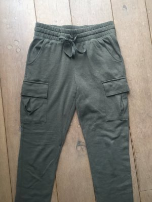 Mossimo Supply Co. Pantalone largo grigio-verde