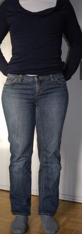 Bequeme Hose aus Jeans