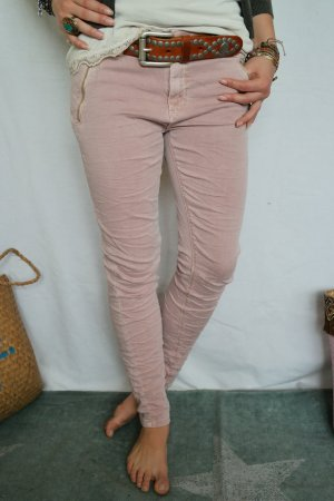 Bequeme Jeans Chino in altrose passt Gr.L