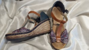 Rieker T-Strap Sandals multicolored no material specification existing