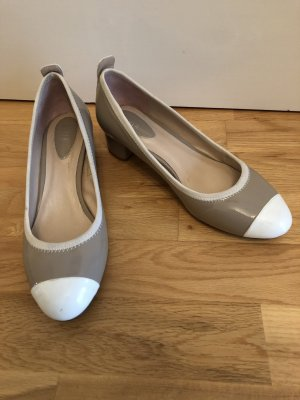 Bloch High Heels natural white-grey brown