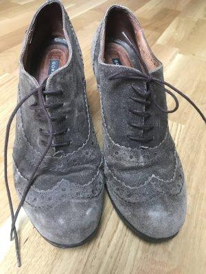 Görtz Shoes Lace-up Pumps multicolored