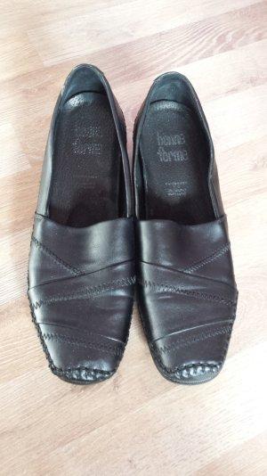 bequeme Schuhe in Nahtoptik