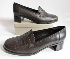 Jenny by ara Slippers brown-dark brown leather