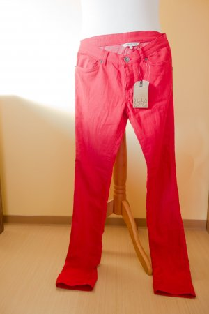 Billabong Pantalon rouge coton