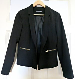 Atmosphere Unisex blazer zwart Polyester