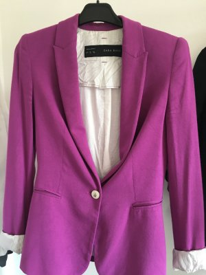 Zara Blazer sweat multicolore