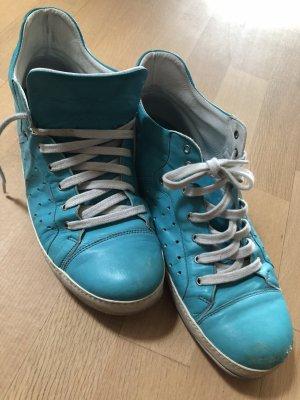 Liebeskind High top sneaker turkoois