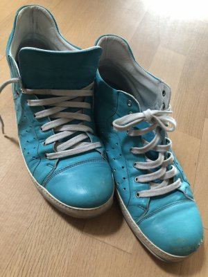 Liebeskind High Top Sneaker turquoise