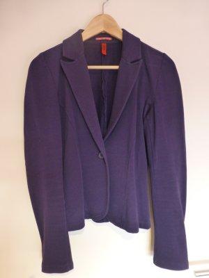 Bequemer Sweat-Shirt-Stoff Blazer