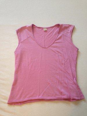 Bequemes, rosa Shirt