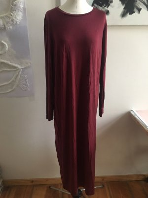 Weekday Vestido de tubo púrpura