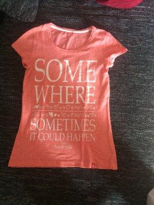 Bequemes T Shirt von Esprit