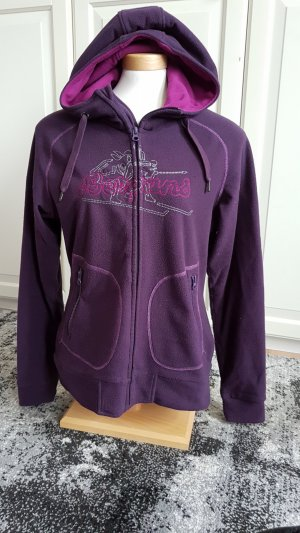 Bergans of Norway Fleece Jackets purple