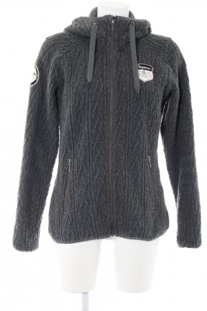 Bergans of Norway Wool Jacket light grey casual look