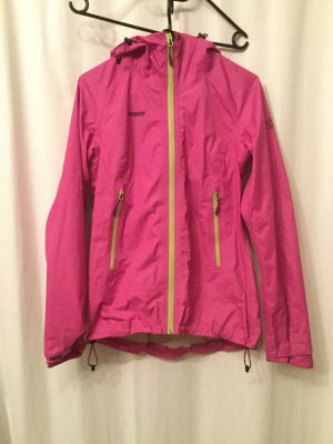 Imperméable rose-rose fluo