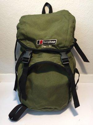 Berghaus Trekking Backpack olive green-black