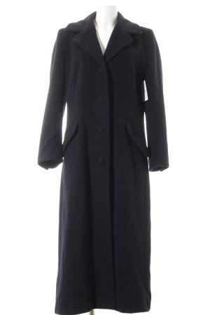 Berghaus Cappotto invernale blu scuro stile classico