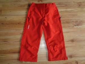 Bergson Stretch Trousers red mixture fibre