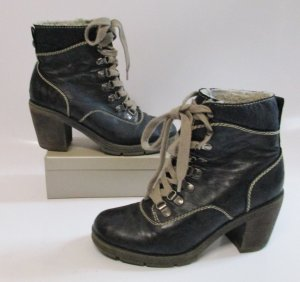 Graceland Lace-up Boots multicolored imitation leather
