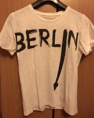 Berlin Aufdruck Shirt