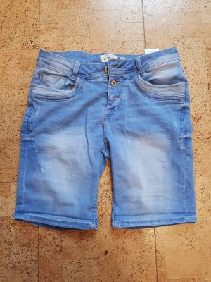 Sublevel Bermudas steel blue