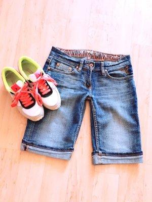 Bermuda Jeans Short gr. 34/36 Blau Street Style