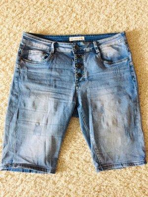Bermuda Jeans von Laphilo Jeans Größe L, italienische Mode